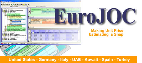 Click for More Information on EuroJOC Software